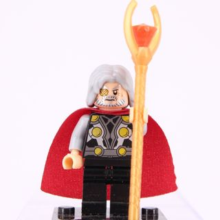 New Odin Minifigure Building Toy Custom Lego
