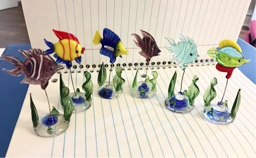 Adorable Glass Fish
