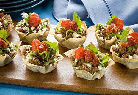 ~☆(New) Crunchy Taco Cups Recipe ☆~