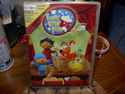 KIDS DVD WITH SID THE SCIENCE KID, TINY PLANETS, WORD WORLD AND MORE!! EUC AND FREE SHIP