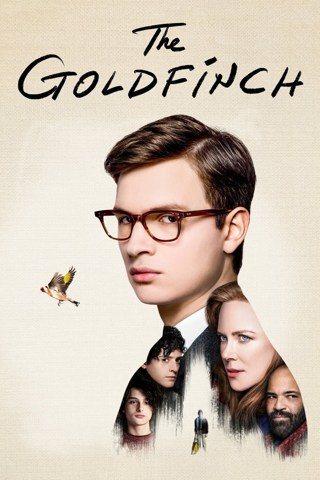 The Goldfinch SD MA Movies Anywhere Digital Code Movie Film Watch On the Go