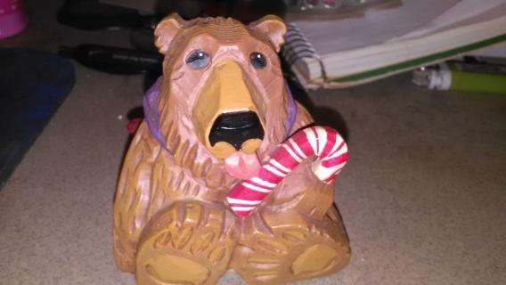 Bear From David Frykman Portfolio