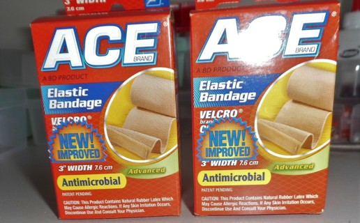 Ace Bandages - Two New Boxes