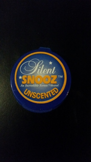 Silent Snooz Snore Relief - Unscented