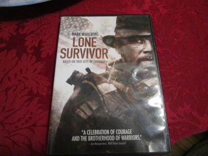 lone survivor movie/dvd