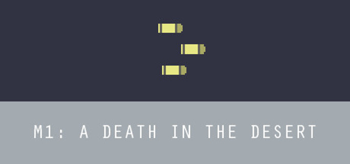 M1: A Death in the Desert +OST (2 Steam Key)