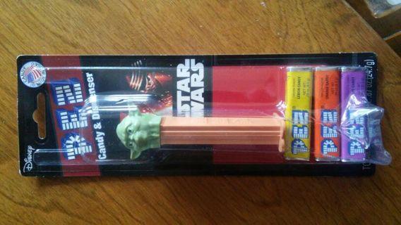 Star Wars Pez dispenser