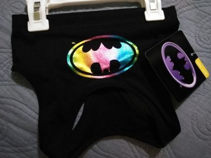 Girl Batman Bra/Top
