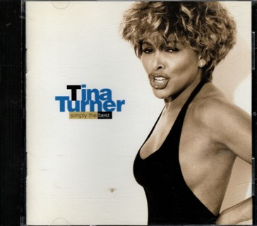Simply the Best - CD by Tina Turner