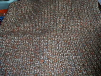 Dog or Cat Rug - Acrylic Yarn - New