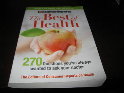 CONSUMER REPORTS the Best of Health