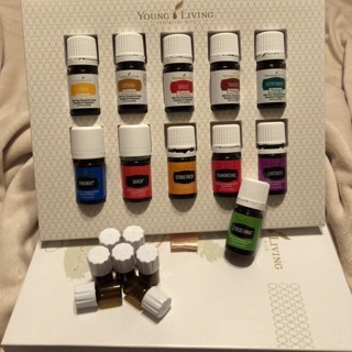 Young Living Essential Oil Sample