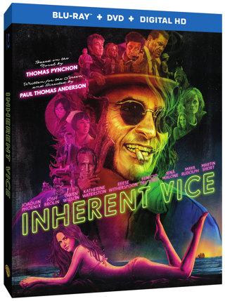 Inherent Vice (Digital HD Download Code Only) **Joaquin Phoenix** **Katherine Waterston**