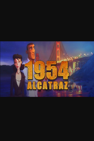 1954 Alcatraz steam key