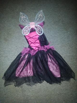 Tinker Bell Costume Dress (Size 8-10)