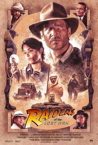 RAIDERS OF THE LOST ARK - 4K UHD - iTunes Code