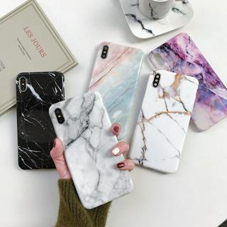 Marble Case on For Coque iphone 7 XS MAX Case Soft TPU Back Cover For iphone 6 6S 7 8 Plus iphone