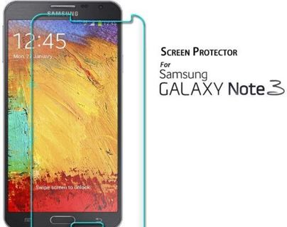 1 New SAMSUNG Galaxy Note 3 cell phone Clear Screen Protector + FREE GIFT