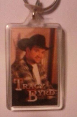 Tracy Byrd keychain