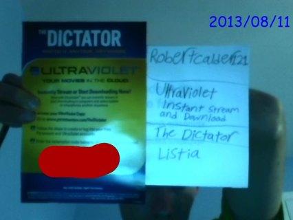 the dictator full movie free