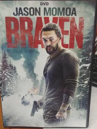 BRAVEN  ((JASON MOMOA))  2018 RELEASE