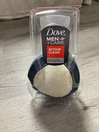 Dove Men's Care Shower tool # 1 (BNIP)