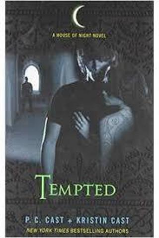 HOUSE of NIGHT #6: TEMPTED by P.C. Cast (HB/DJ-GVGC) #LLP25anl