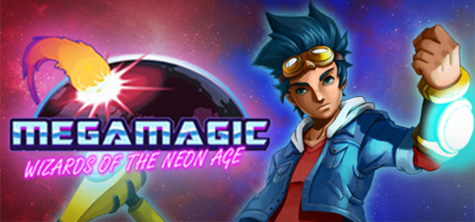 Megamagic: Wizards of the Neon Age - Steam Key
