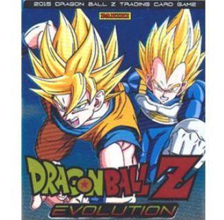 NEW DRAGON BALL BOOSTER PACK anime DBZ cards Goku dbz manga dragonball z manga EVOLUTION pack Vegeta