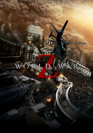 World War Z (itunes code only)