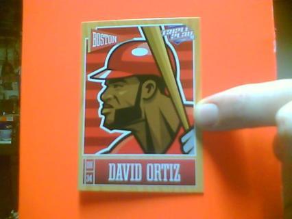 David Ortiz - 2013 Triple Play Panini #12 (Mint!)