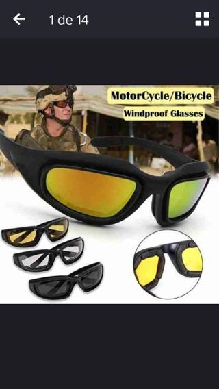 Motorcycle Windproof Glasses