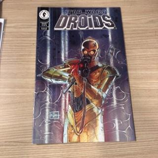 STAR WARS : DROIDS #3, Dark Horse,