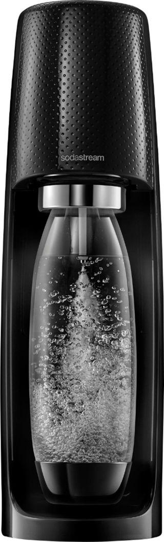 SodaStream - Fizzi Sparkling Water Maker Kit - Black