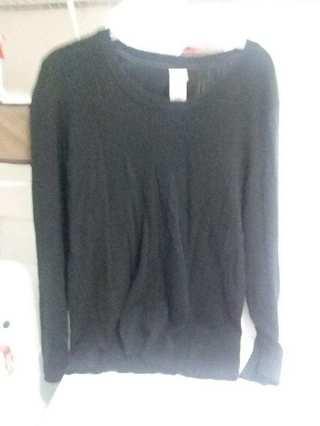 Ladies 2XL Sweater Black Free Shipping