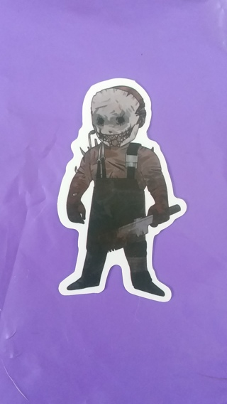 Texas Chainsaw Massacre  - Leatherface 3