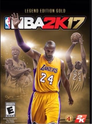 NBA 2K17 random code