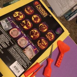 Pumpkin Masters Pumpkin Carving Set with Tools