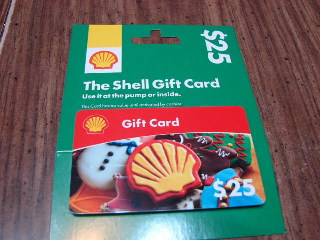 free shell gas card gift cards auctions for free stuff. Black Bedroom Furniture Sets. Home Design Ideas