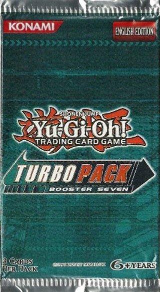 1 NEW Pack Yu-Gi-Oh! 5D's TCG: Turbo Pack Series 7