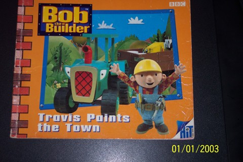 Travis Bob The Builder