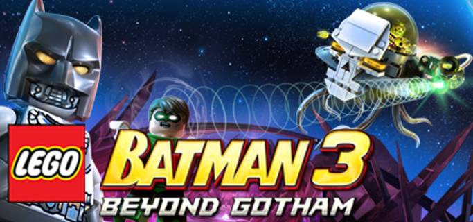 Lego Batman 3: Beyond Gotham [Steam Key]