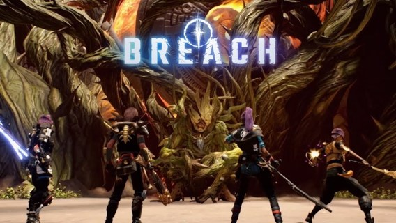 Breach Early Access [Steam]