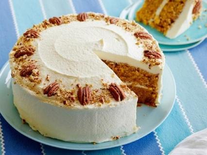 ☆(New) Moist Homemade Carrot Cake Recipe ☆