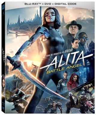 Alita : Battle Angel (Digital HD Download Code Only)