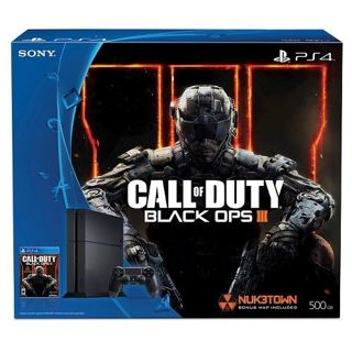 PlayStation 4 500GB Console Bundle with Call of Duty Black Ops III (PS4)