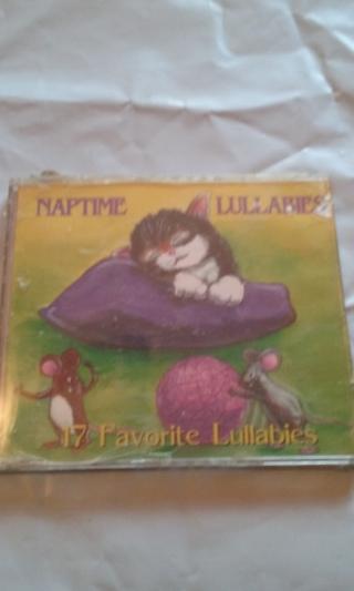 NAPTIME LULLABIES-CD