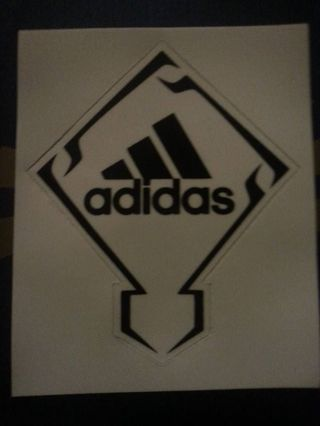 Free: adidas sticker - Stickers - Listia com Auctions for