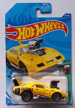 Hot Wheels Dodge Charger Daytona Tooned Treasure Hunt NEW