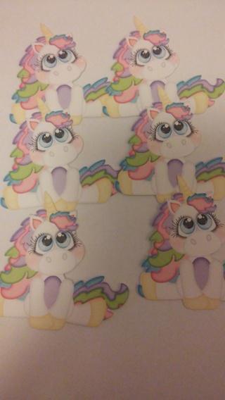 Unicorn Clipart Print N Cut / FREE SHIPPING